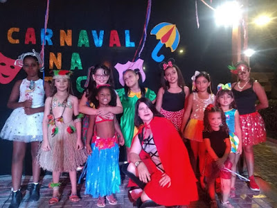 Carnaval em Cordeiros: Concursos de Fantasia e Máscaras
