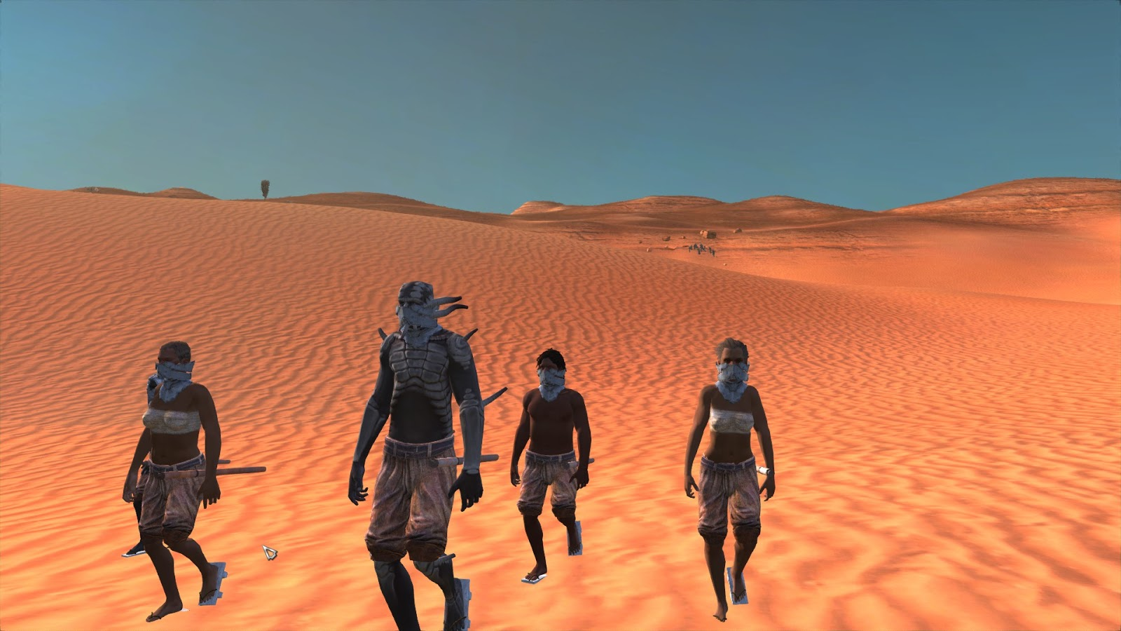 That's interesting   : Rescuing slaves in Kenshi