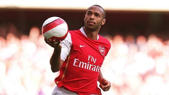 Cực cầu thủ bóng đá xuất sắc nhất thế giới của Arsenal
