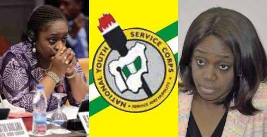 Image result for Kemi Adeosun exemption certificate is fake - Ex-NYSC director