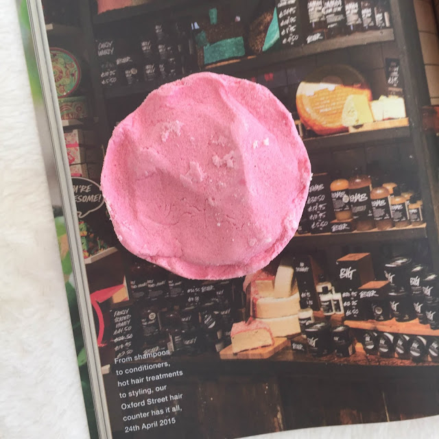Lush | MMMelting Marshmallow Moment