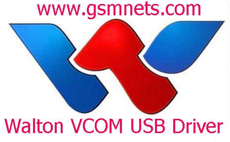 Latest Walton VCOM USB Driver Download