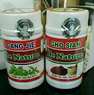 Gang Jie Gho Siah Obat Ampuh