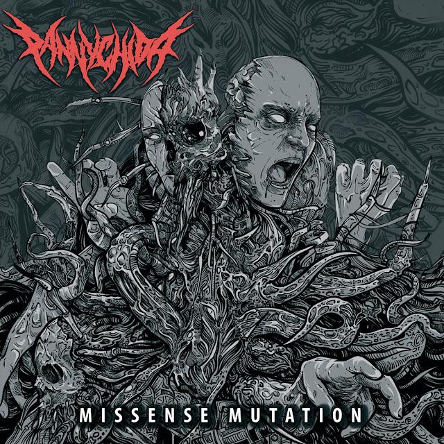 PANNYCHIDA - Missense Mutation (album, 2018)