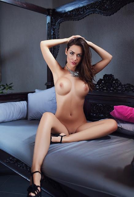 Adrienn Levai big boobs naked pussy
