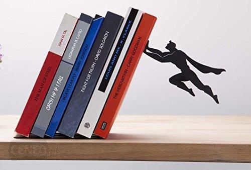 Podpórka na książki | Świetny, praktyczny gadżet do każdego mieszkania.