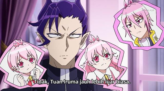 Mairimashita! Iruma-kun! S2 Episode 12 Subtitle Indonesia
