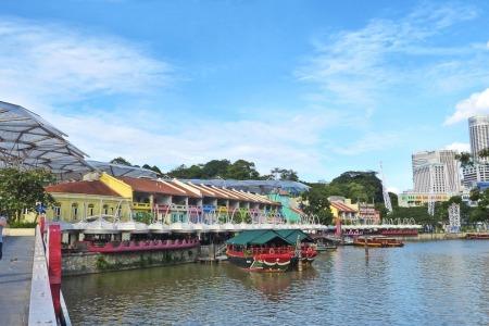 Riverside, Singapura
