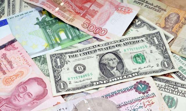 أسعار صرف العملات فى الإمارات اليوم السبت 16/1/2021 مقابل الدولار واليورو والجنيه الإسترلينى