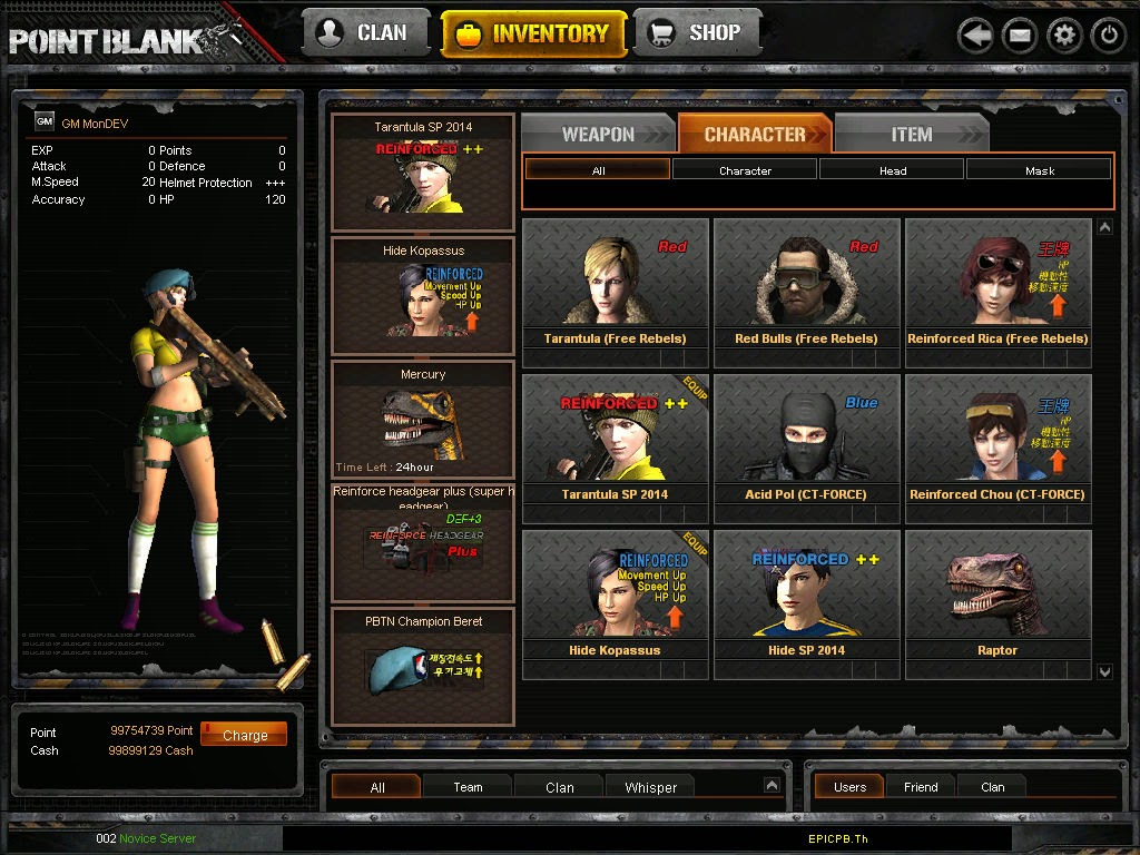 Download Game Online Point Blank Pc Download