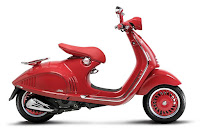 Vespa 946 (RED) (2017) Side