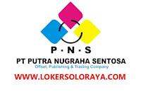Lowongan Kerja Klaten Lulusan SMA SMK di Penerbitan dan Percetakan PT Putra Nugraha Sentosa