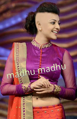 Head Shaved Indians South Indian Actress Kajal Agarwal