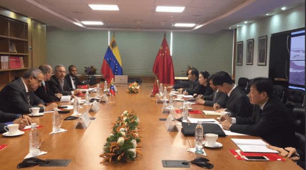 Venezuela y China fortalecen acuerdos petroleros y comerciales