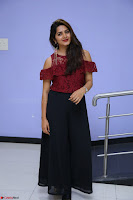 Pavani Gangireddy in Cute Black Skirt Maroon Top at 9 Movie Teaser Launch 5th May 2017  Exclusive 020.JPG