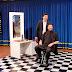 Robson Jassa corta o cabelo de Danilo Gentili no palco do The Noite nesta segunda-feira; veja atrações
