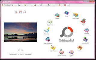برنامج, خفيف, لتعديل, وتظبيط, ومعالجة, الصور, بطريقة, متقدمة, PhotoScape