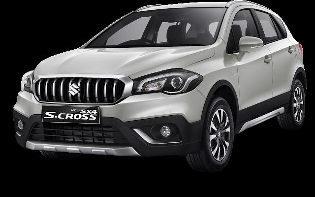 Harga dan Spesifikasi Suzuki SX4 2020