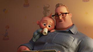 Crítica sobre Los increíbles 2 de Pixar
