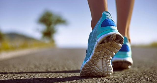 jalan kaki sehat