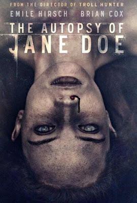 The Autopsy Of Jane Doe [2016] [DVD] [R1] [NTSC] [Latino]