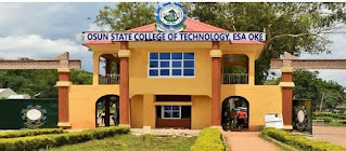 OSCOTECH Resumption Date for Continuation of 2019/2020
