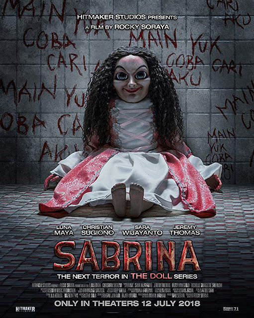 Sinopsis Film Horror Indonesia Sabrina (2018)