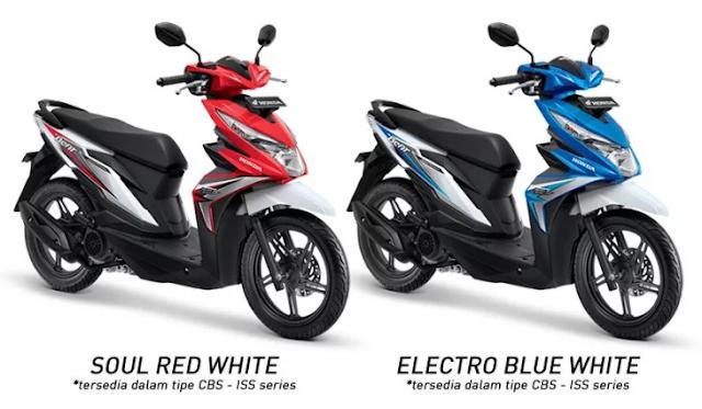 Tips Mendapatkan Harga Motor Honda Beat eSP CBS ISS Termurah