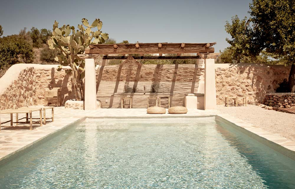 Island Getaway - Private House Ibiza by Annabell Kutucu