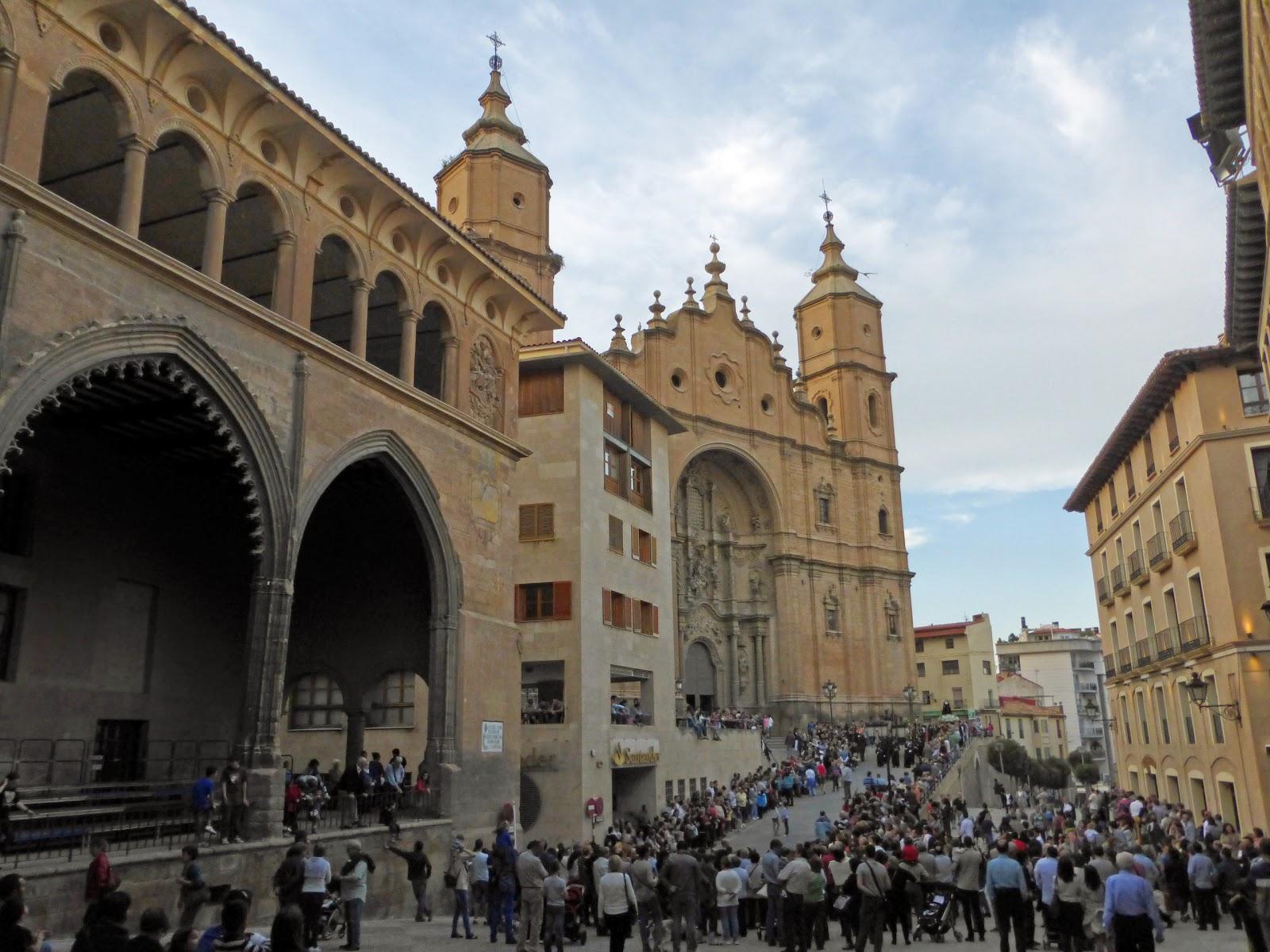 Resultado de imagen para iglesia de santa maria la mayor de alcañiz
