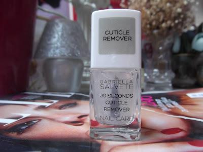 Gabriella Salvete Nail Care Cuticle Remover Starostlivosť na nechty