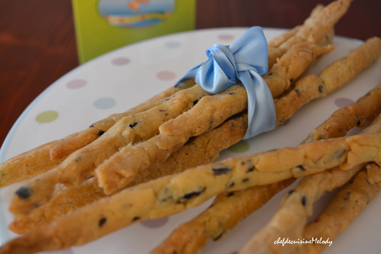 Ricetta Grissini Alle Olive.Chef De Cuisine Melody Grissini Alle Olive Senza Glutine E Senza Lievito