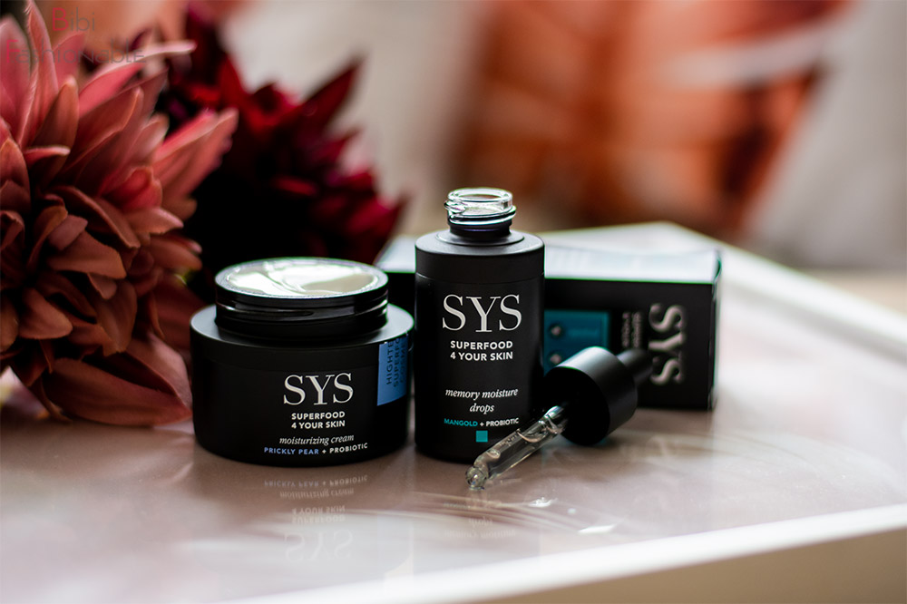 SYS Moitzurizing Cream SYS Memory Moisture Drops