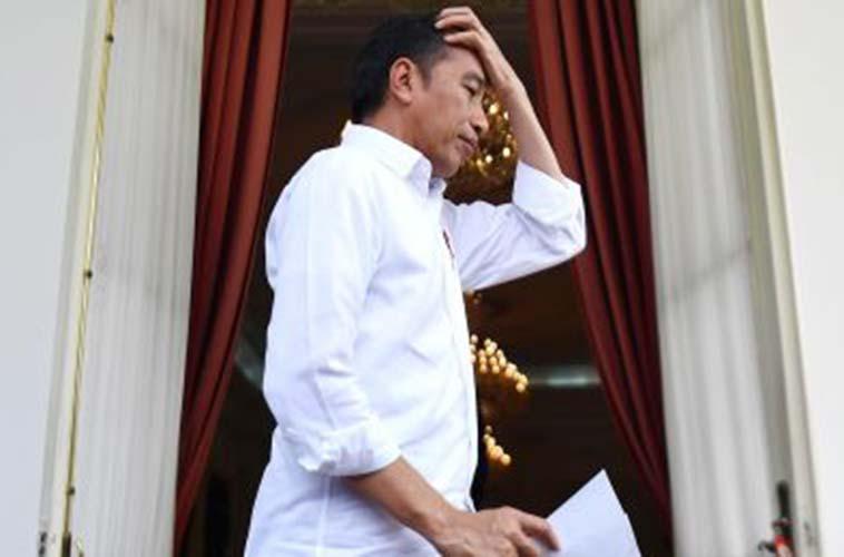 Jokowi digugat