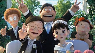 Doraemon Stand By Me 2 Akan Tayang Di Bioskop Mulai 19 Februari 2021