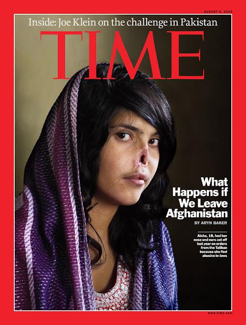 Copertina del Time del 9 agosto 2010