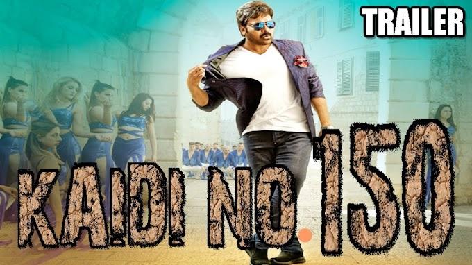 Download Khaidi No 150 (2017) Hindi Dubbed Full Movie