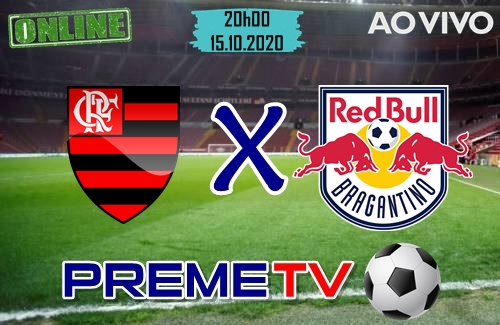 Flamengo x RB Bragantino Ao Vivo