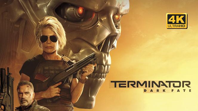Terminator: Destino Oculto (2019) 4K UHD 2160p Latino-Ingles