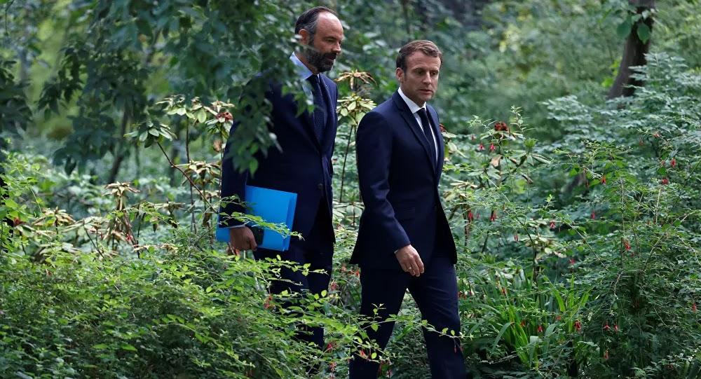Le président Macron propose à Philippe une mission en vue de 2022 après sa démission