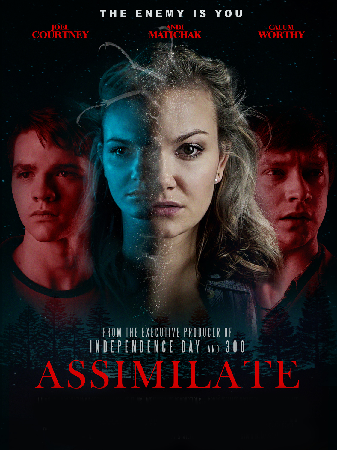 Assimilate [2019] [DVDR] [NTSC] [CUSTOM HD] [Subtitulado]