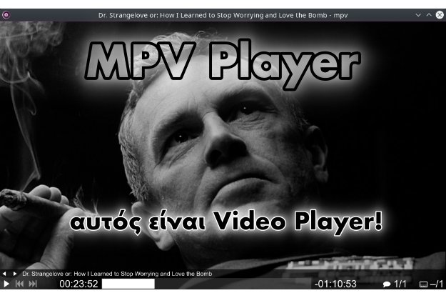 MPV Video Player