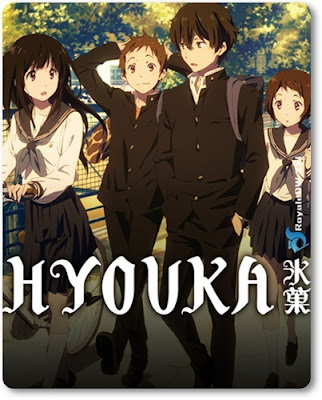 HYOUKA Full Episode