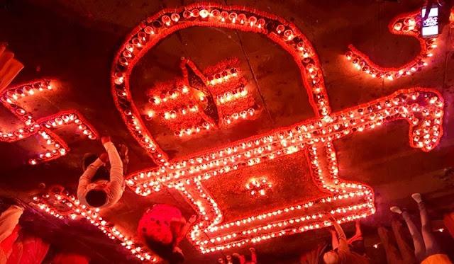 देव दीपावली के पावन पर्व पर काशी की कुछ झलकियां