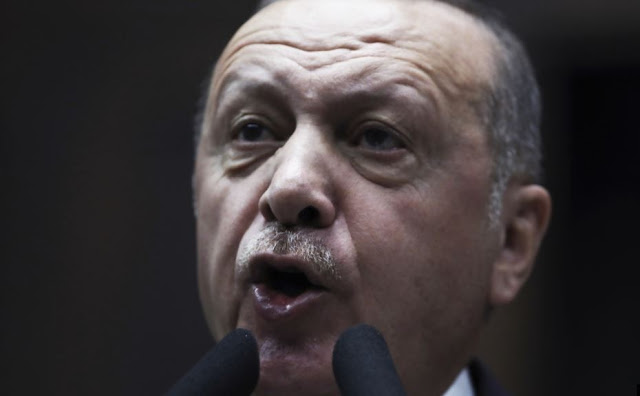 Erdogan threatens to allow refugees to move to Europe