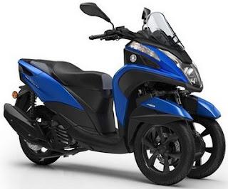 Gambar Motor Yamaha Keluaran Terbaru Tahun 2018
