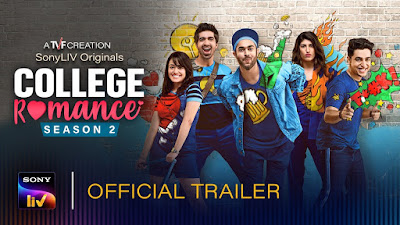 College Romance (2021) 1080p Season 2 Hindi  full movie download
