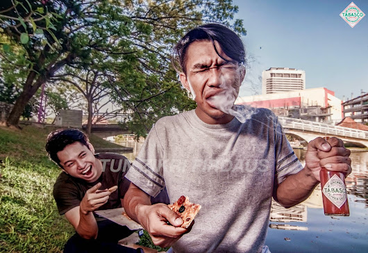 Commercial Photography : Tabasco by Tun Zikri Firdaus