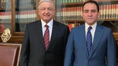 Presidente López Obrador nombra nuevo ministro de Hacienda