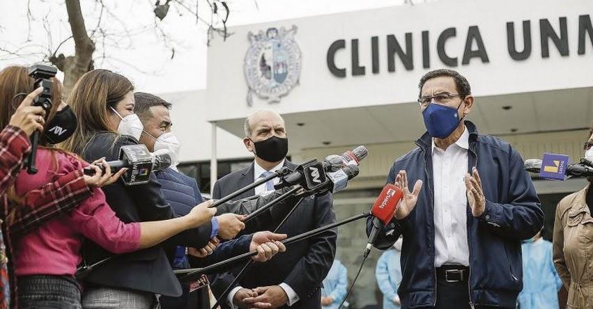 #VACUNAGATE: Agresivo marketing chino habría alentado Vacunación VIP a funcionarios para sacar ventaja a competidores